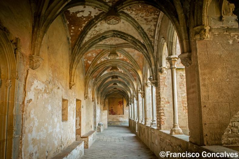 El claustro del monasterio / The monastery cloister