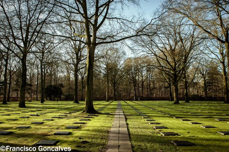 Cementerio de Guerra Alemán de Vladslo - Bélgica / Vladslo War Cemetery - Belgium