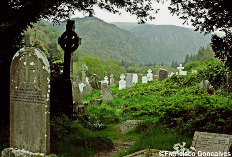 Cementerio de Wicklow - Irlanda / Wicklow Cemetery - Ireland
