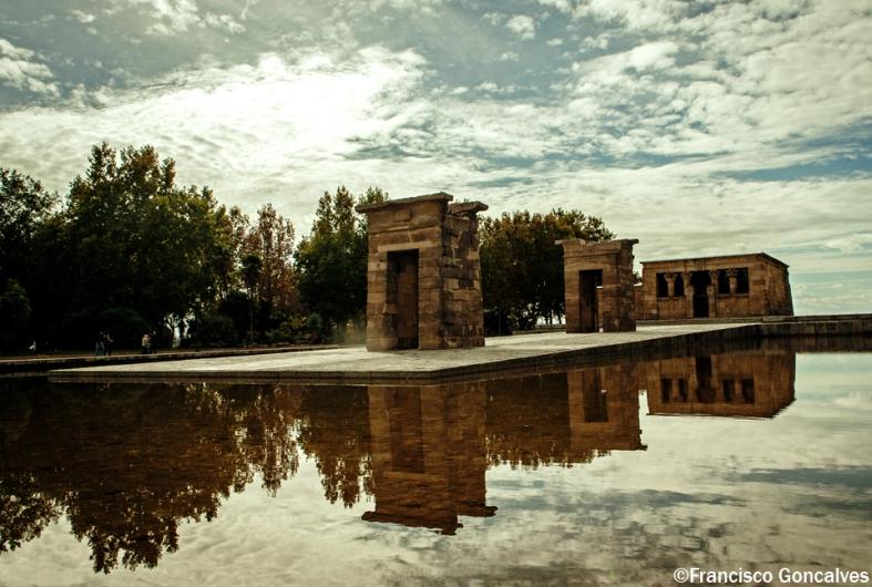 Templo de Debod / Temple of Debod