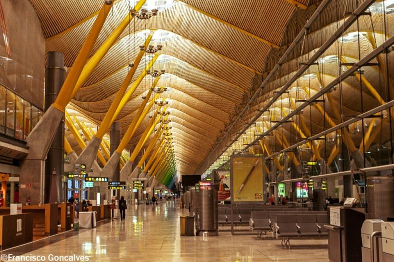 Aeropuerto de Barajas / Barajas Airport