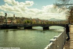 El Puente María Cristina / Maria Cristina Bridge