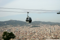 Teleférico de Montjuïc / Montjuïc cable car