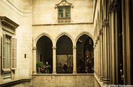 Galería gótica / Gothic gallery