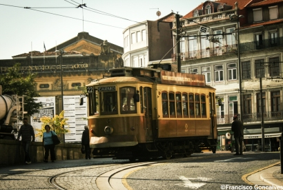 The classic trams