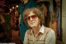 Raval vintage shop guy