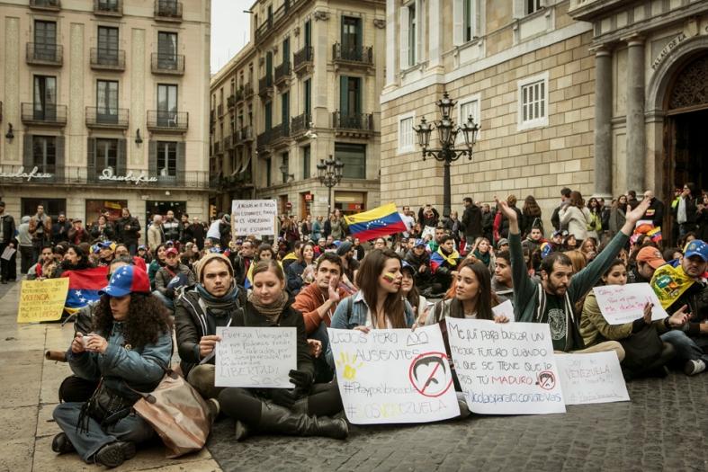 Paz en Venezuela