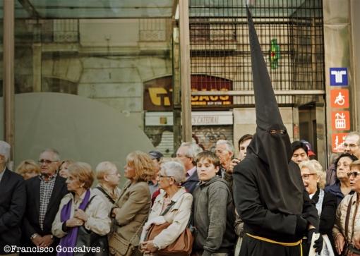 Capirote negro