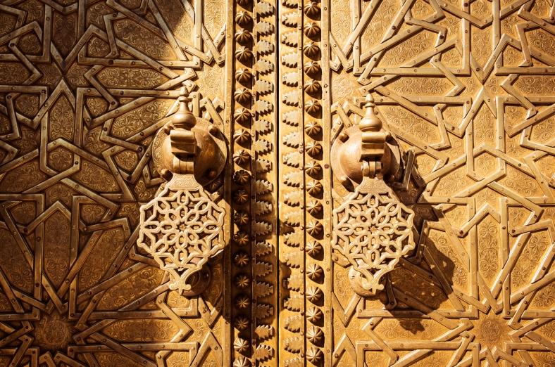 Puertas del Palacio Real