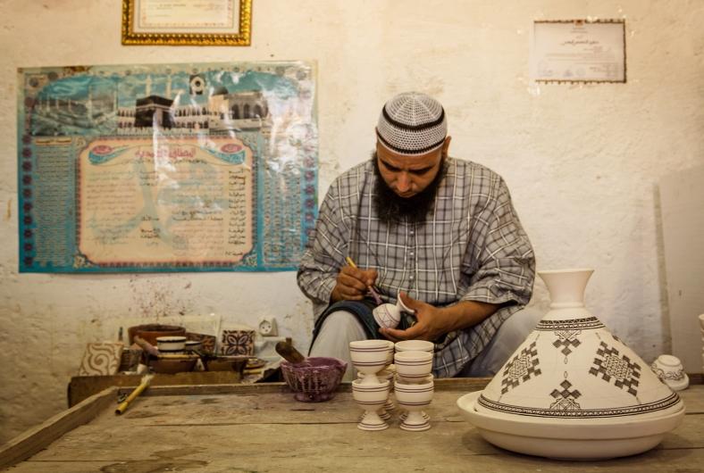 Cooperativa de artesanos de la cerámica