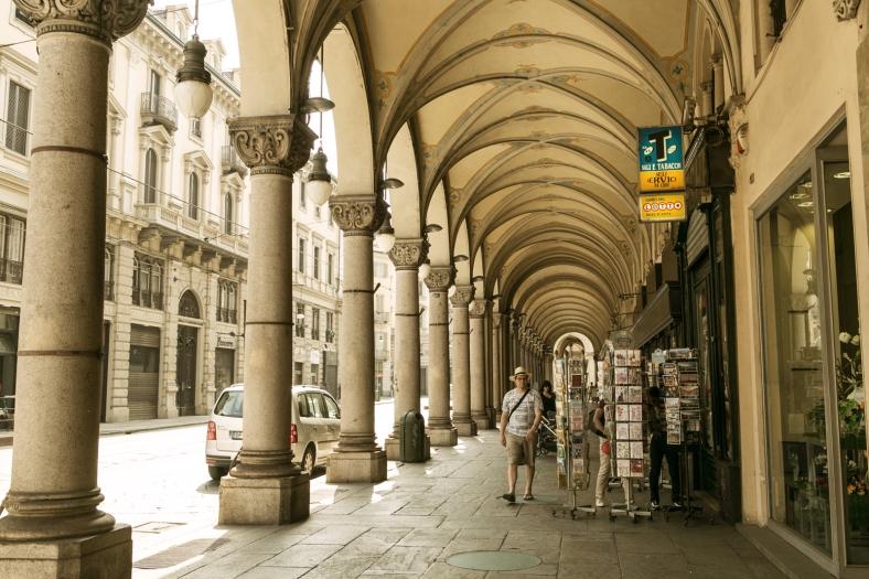 Galerías comerciales cubiertas