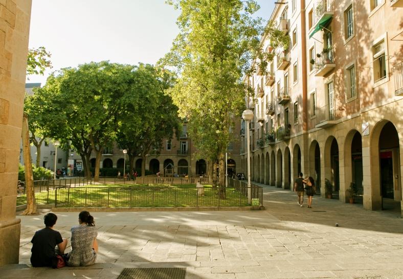 Plaça de Vincenç Martorell