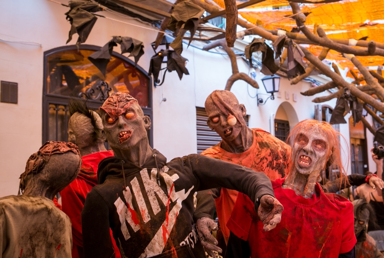 Los zombies de Progrés