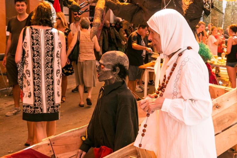 La viuda del Sacerdote