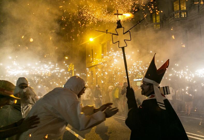 El Papa del Infierno