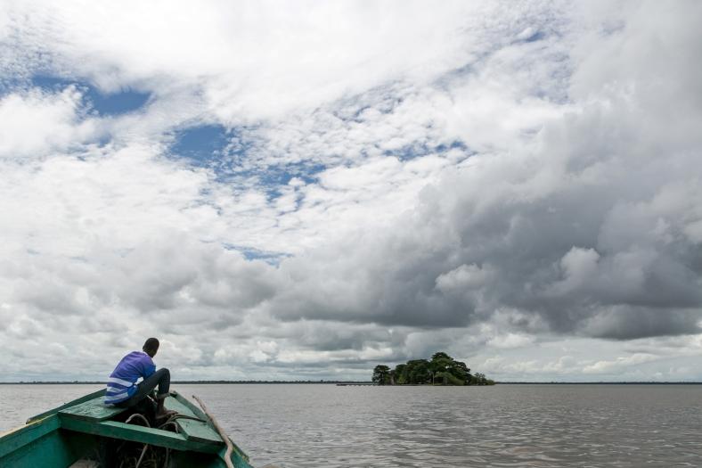 Navegando a Kunta Kinteh