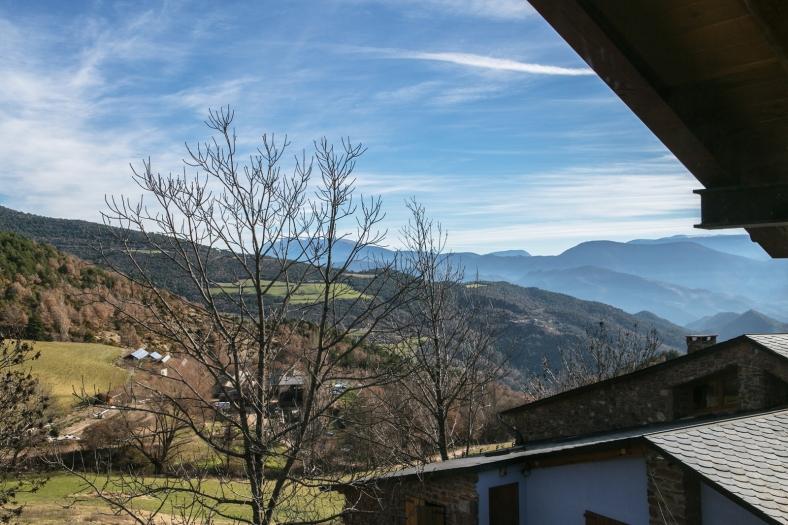 La vista desde nuestra casa