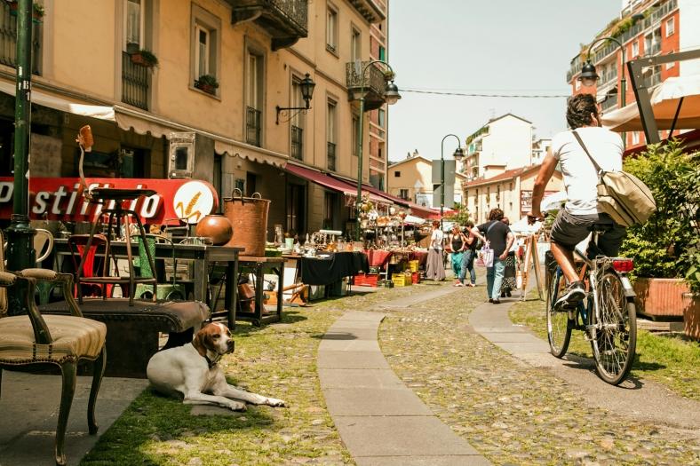 Il Balon, mercato delle pulci di Torino