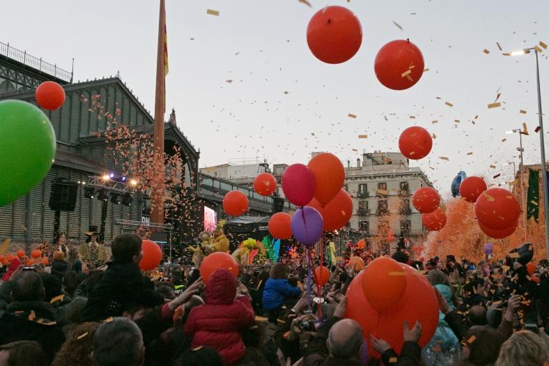 Confeti y globs
