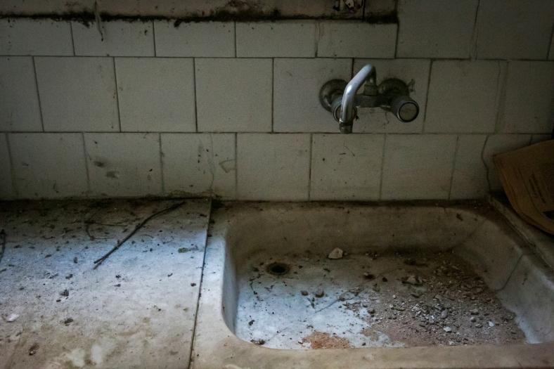 Aquí no se lavarán más platos