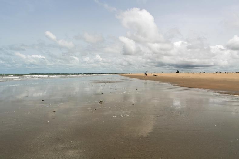 Kartung, cerca de la frontera con Senegal