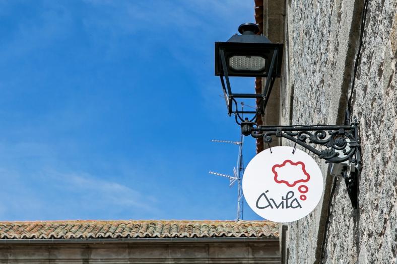 Ávila tiene una imagen elaborada