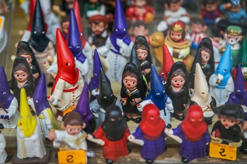 Souvenirs de la Pascua de Ávila