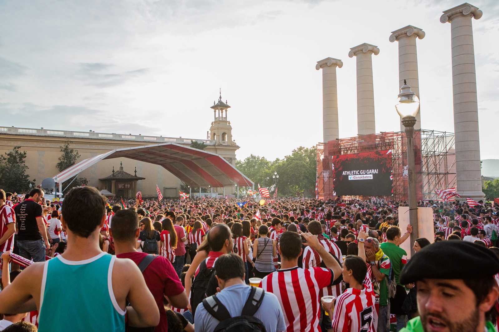 Fan Zone del Athletic