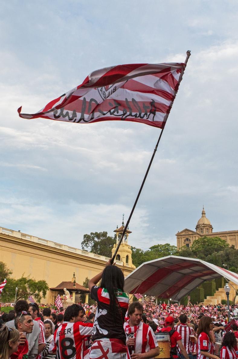 Bandera al viento