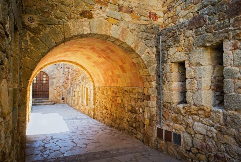 Saliendo a las murallas