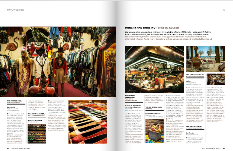 360 Oslo Airport Magazine - Norway