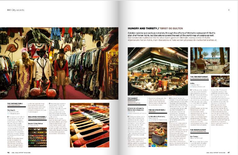 360 Oslo Airport Magazine - Norway