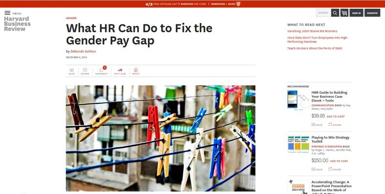 Harvard Business Review - USA