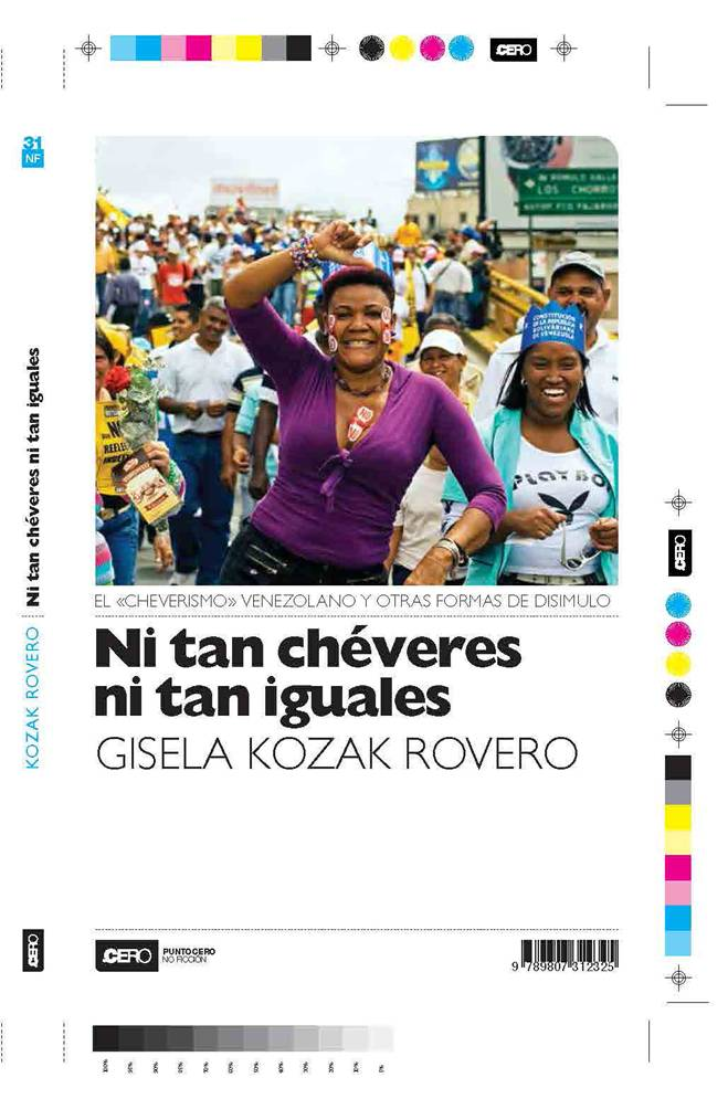 Ni tan chéveres ni tan iguales, Gisela Kozak Rovero / Editorial Alfa - Venezuela