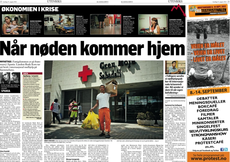 Klassekampen - Norway