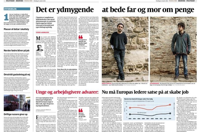 Politiken - Denmark