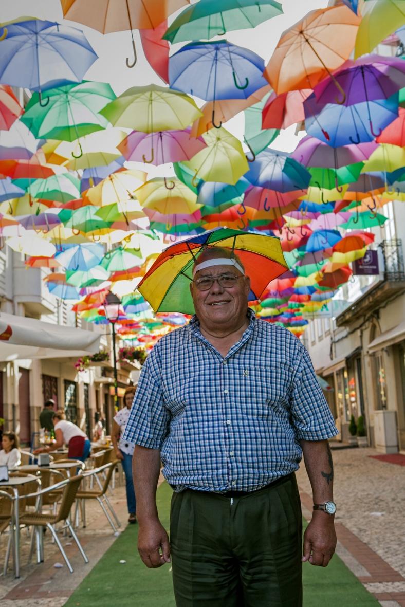 Umbrella Man!!!