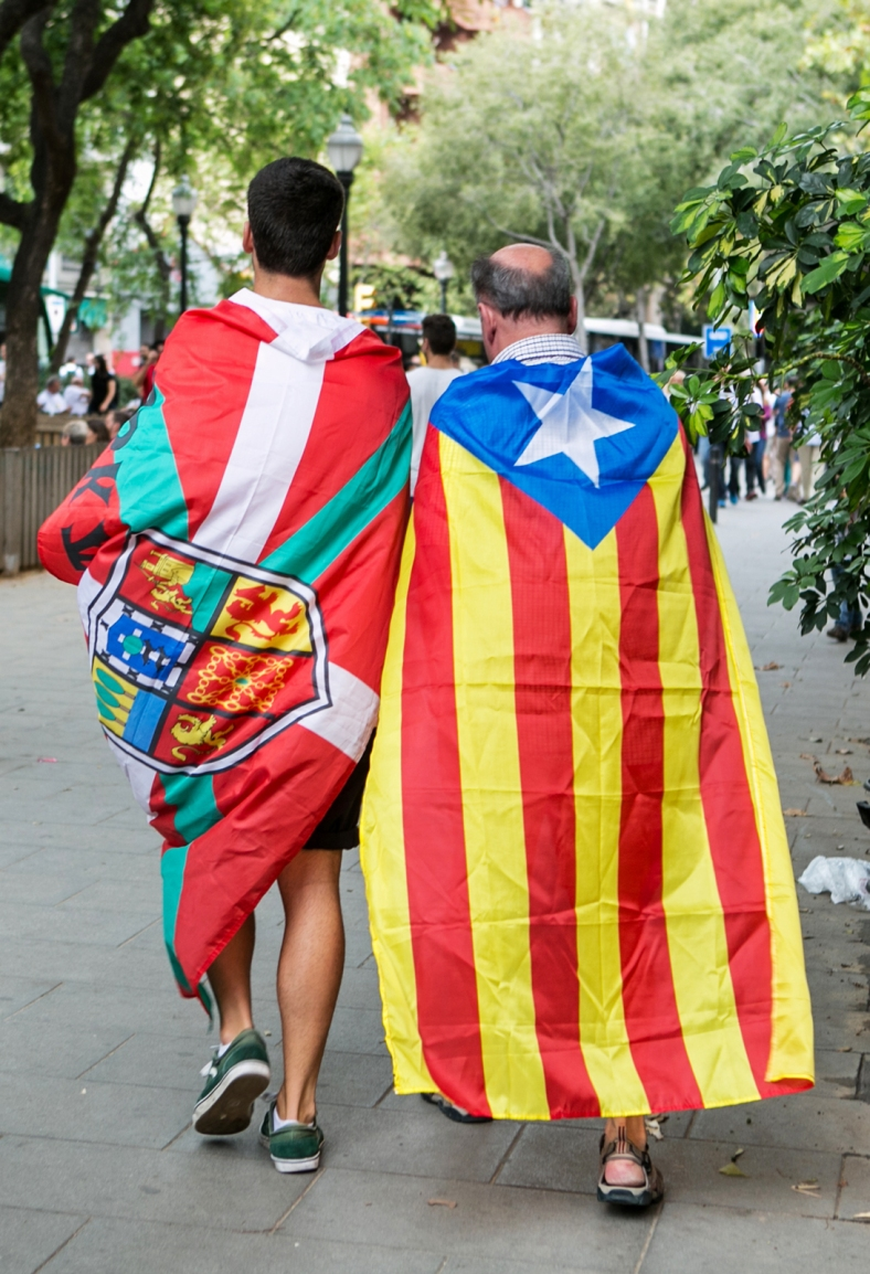 Euskadi y Catalunya