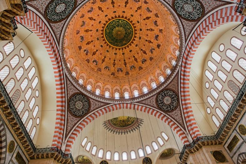 La impresionante cúpula