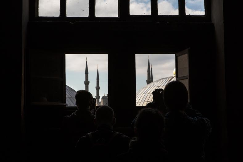 Es uno de los lugares más turísticos de Estambul