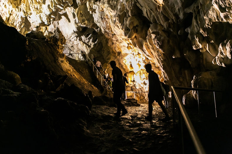 La cueva Vrelo