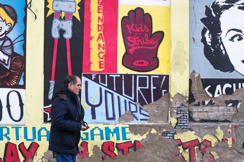 Street art en Zaragoza