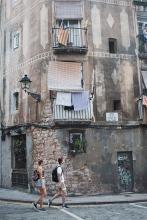 Calles medievales de El Born