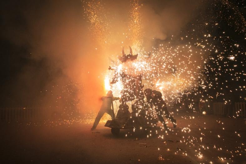 El Drac de Foc